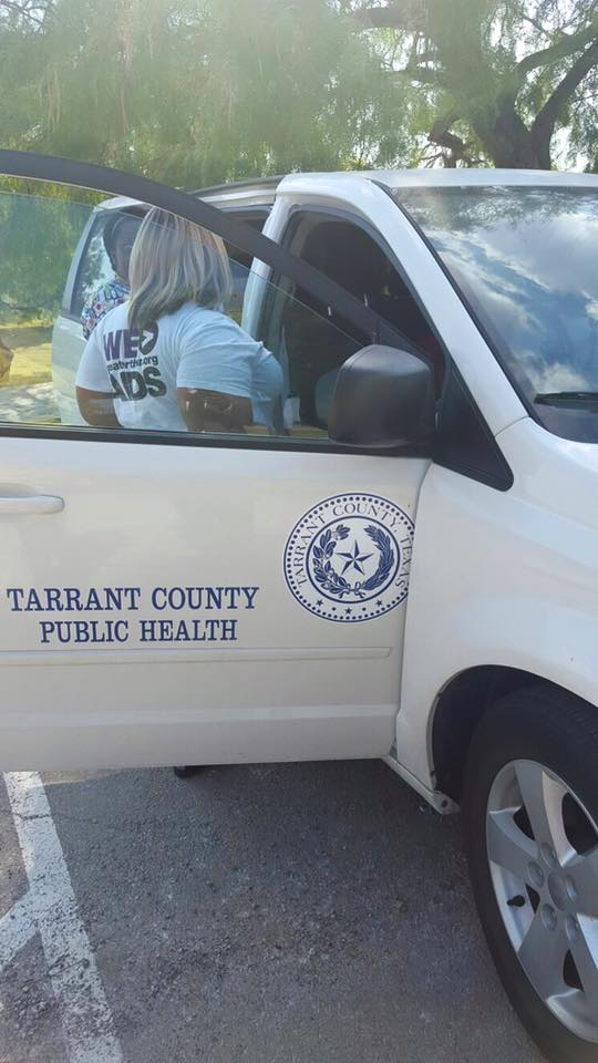 Tarrant county Health dept. (AGR FM)